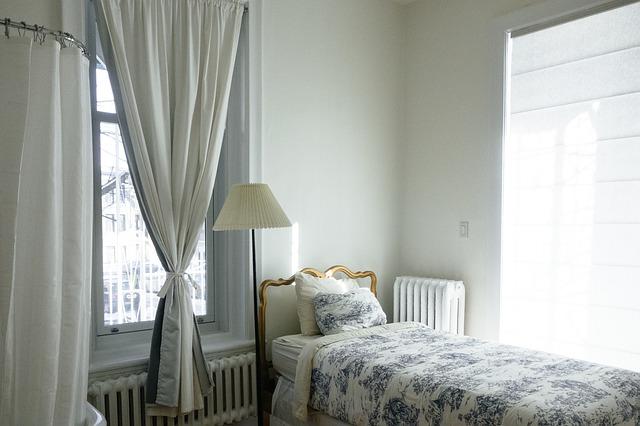 Lysa upp sovrum